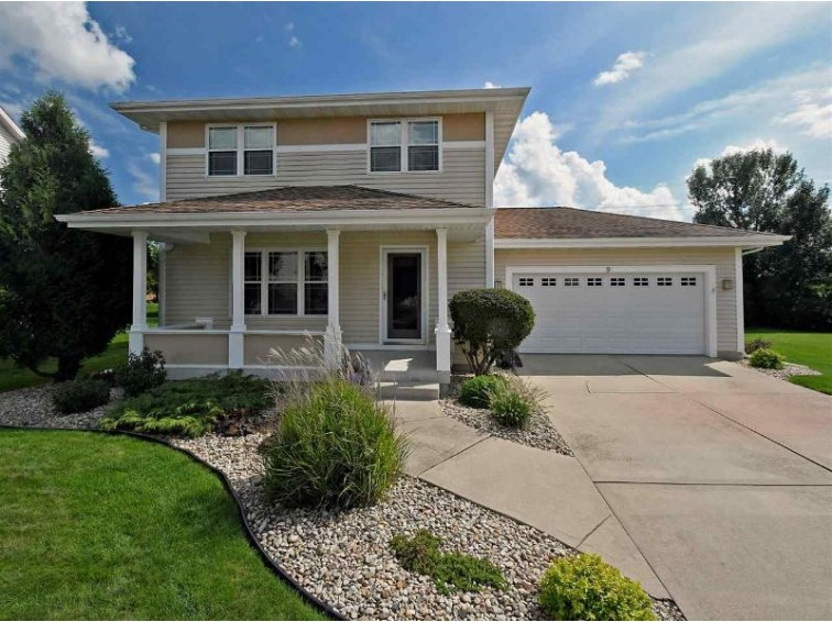 9 Woodcroft Cir, Madison, WI by Preferred Realty Group $289,900
