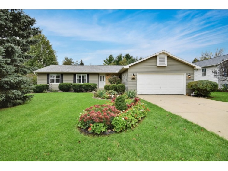 1032 Sundt Ln Stoughton, WI 53589 by First Weber Real Estate $292,500