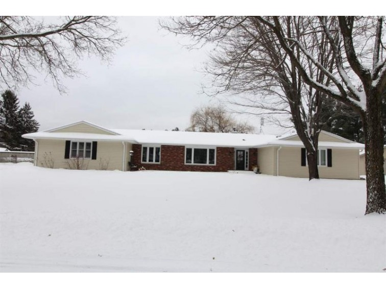 911 Brentwood Drive, Port Edwards, WI by Terry Wolfe Realty $209,900