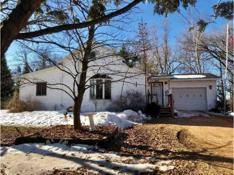 182095 County Road C, Wittenberg, WI by Coldwell Banker Action $79,900