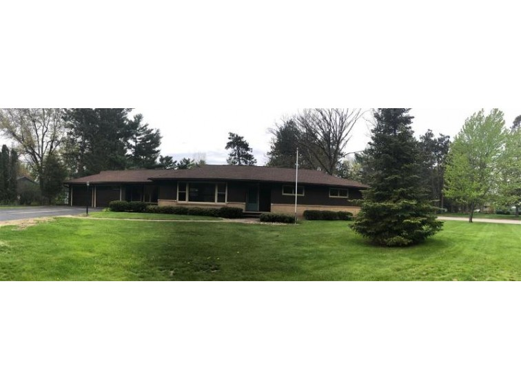 210 Woodland Drive, Wisconsin Rapids, WI by Standard Real Estate Services Llc $179,900