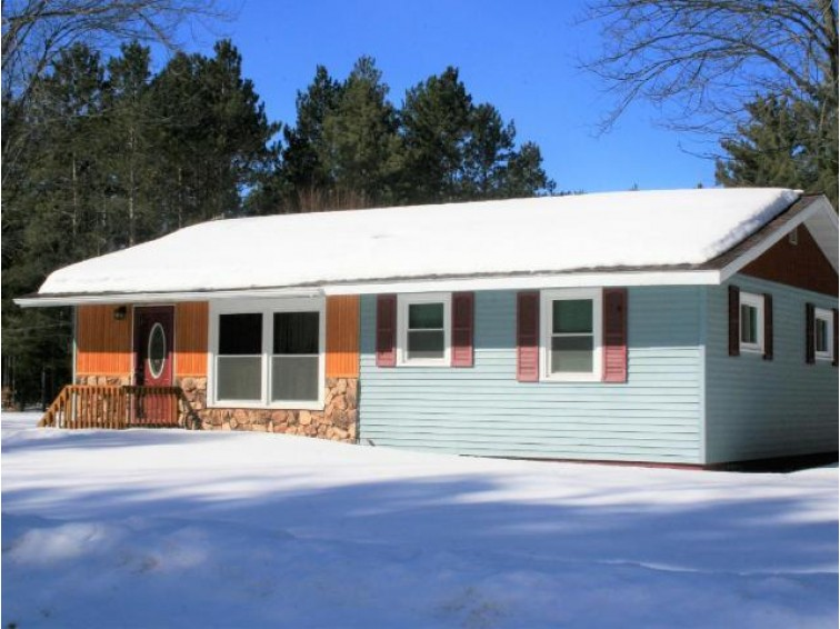 W5721 Daoust Rd, Bradley, WI by Eliason Realty Of The North/Er $109,000