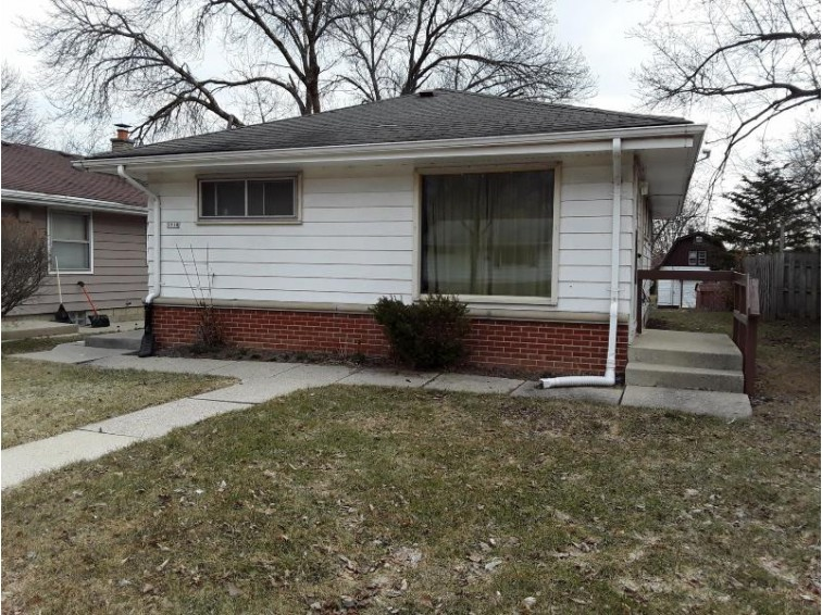 5718 N 70th St, Milwaukee, WI by Curfel Realty $97,000
