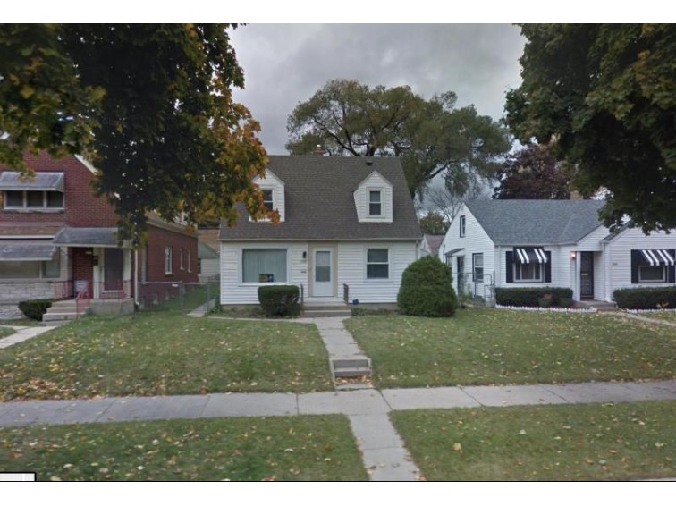 4339 N 54th St, Milwaukee, WI by Home Solutions Realty Llc $85,900