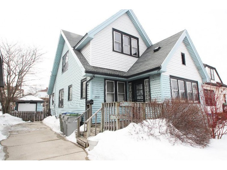 2517 N 55th St, Milwaukee, WI by Realty Executives Integrity~cedarburg $65,000