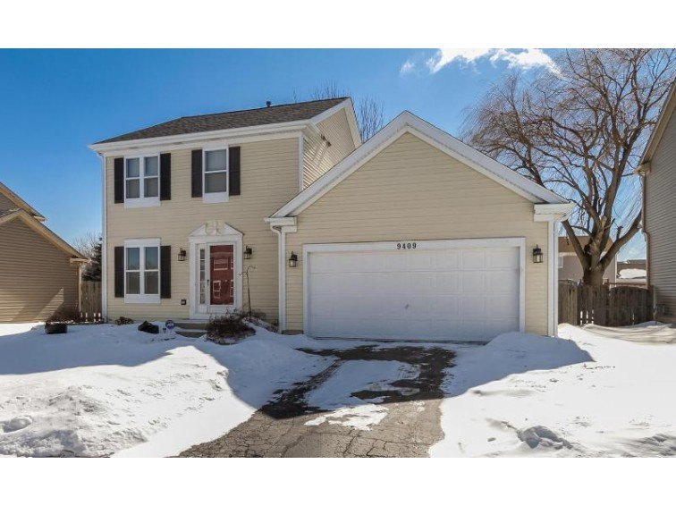 9409 72nd St, Kenosha, WI by Berkshire Hathaway Home Services Epic Real Estate $195,900