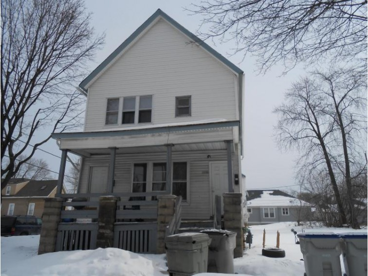 1930 N 14th St 1932, Milwaukee, WI by Re/Max Lakeside-Capitol $42,900