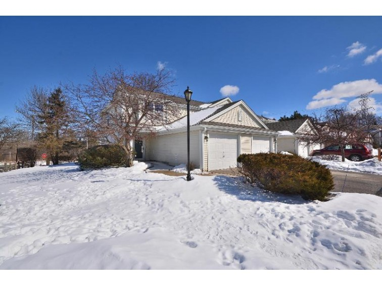 2133 E Broadway B, Waukesha, WI by First Weber Real Estate $164,900