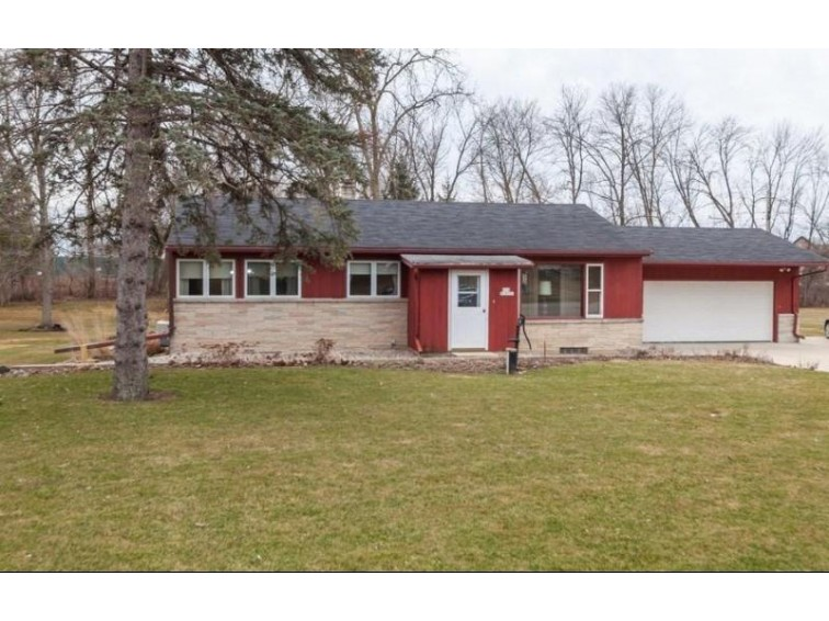 S76W18959 Circle Dr, Muskego, WI by Coldwell Banker Residential Brokerage $229,900