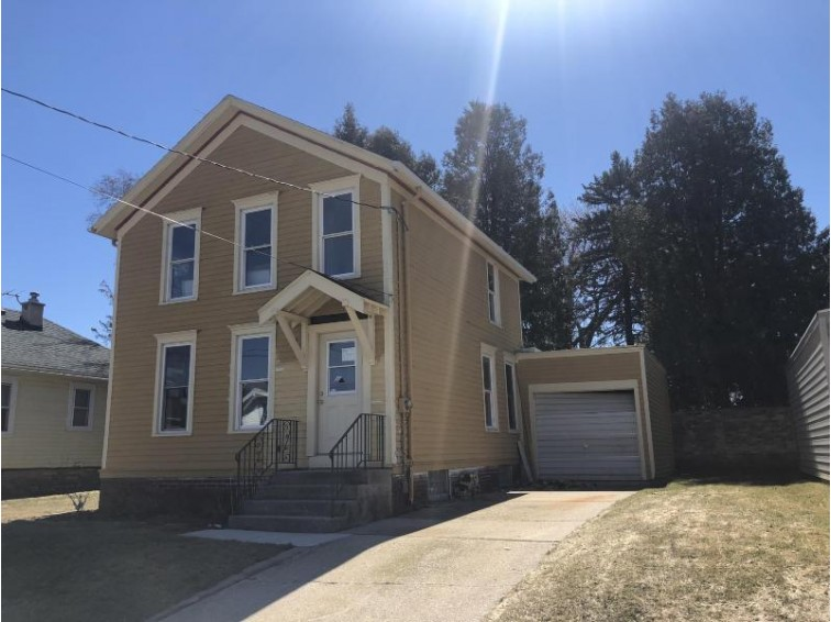 613 New York Ave, Manitowoc, WI by Coldwell Banker The Real Estate Group $36,900