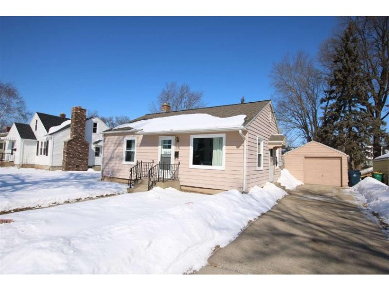 531 E 2nd Street, Fond Du Lac, WI by Adashun Jones, Inc. $66,900