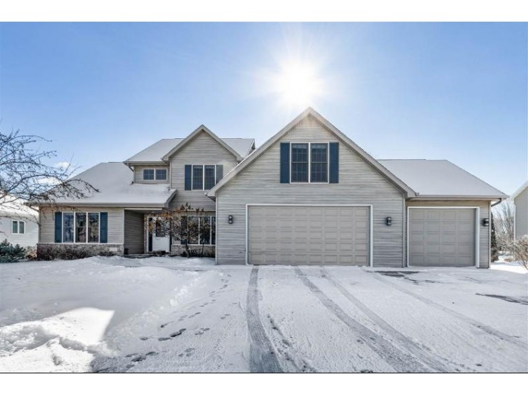 4009 E Appleseed Drive, Appleton, WI by Coldwell Banker Real Estate Group $364,900