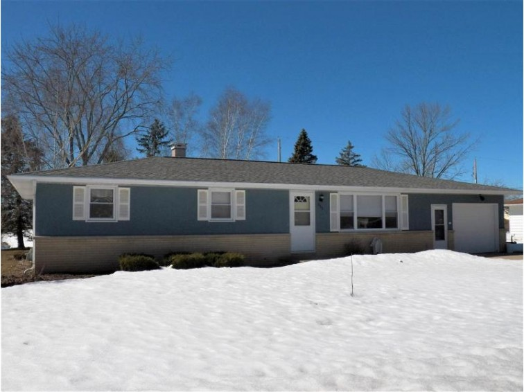 603 Johnson Street, Pulaski, WI by Coldwell Banker Real Estate Group $149,900