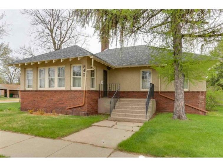 240 S 7th Street, Wisconsin Rapids, WI by Coldwell Banker- Siewert Realtors $139,900