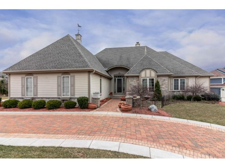 S83W13073 Hawks Trl Muskego, WI 53150-4220 by First Weber Real Estate $634,900