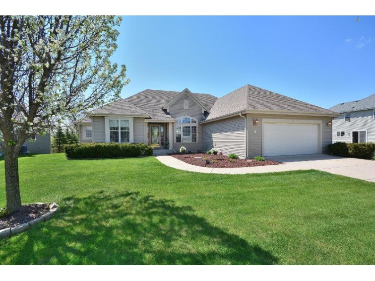 623 E Emily Ave, Elkhorn, WI by First Weber Real Estate $299,900