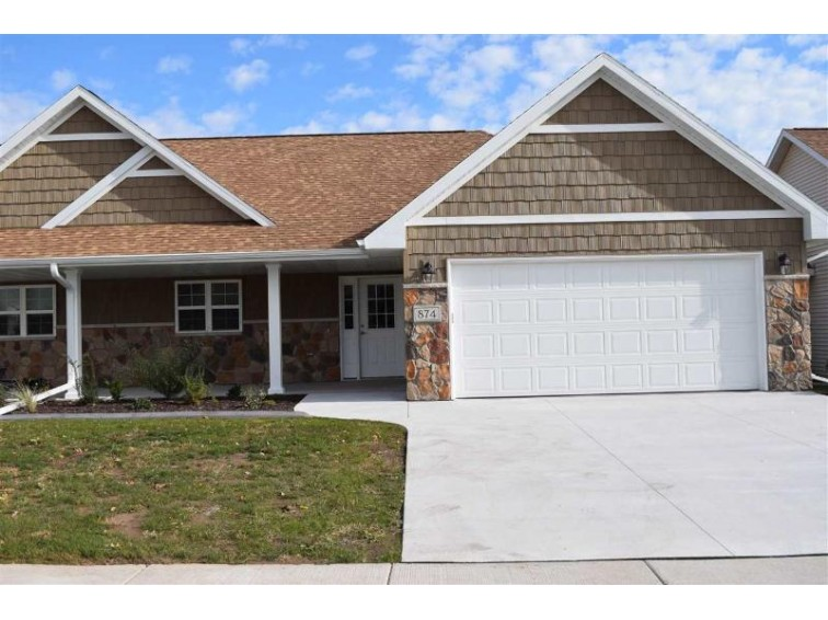 1122 Bens Way, Kaukauna, WI by RE/MAX Heritage $227,900