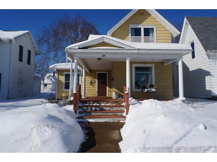 513 Kilbourn Ave, Tomah, WI by First Weber Real Estate $119,900