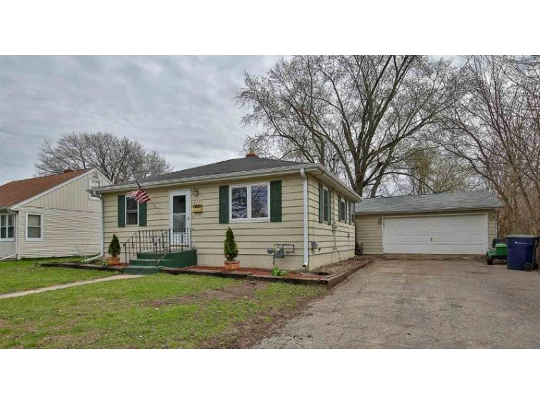 1221 Bingham Ave, Janesville, WI by Century 21 Affiliated $125,000