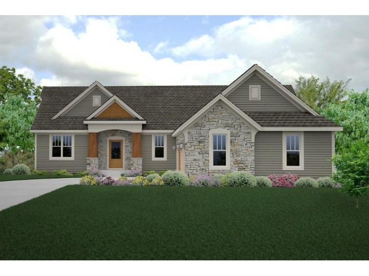 35196 Walleye Ct Summit, WI 53066 by Aspen Homes Inc. $549,900