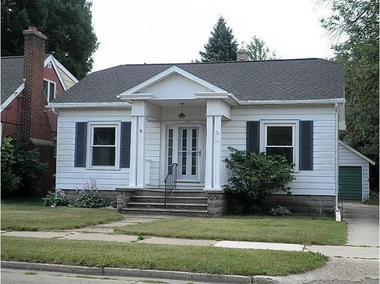 1821 28th St, Two Rivers, WI by Lakeshore Inc. Realtors $65,000