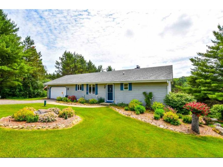 W8925 S Hwy A, Wild Rose, WI by Real Pro $247,900