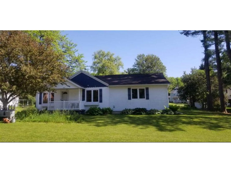 557 Clark Manawa, WI 54949 by First Weber Real Estate $110,000
