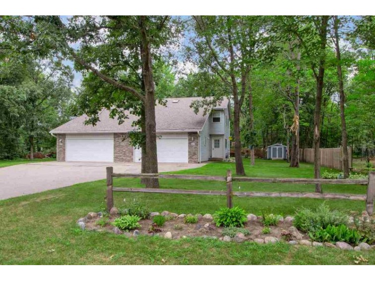 1630 Ponderosa Street, Plover, WI by Coldwell Banker The Real Estate Group $164,900