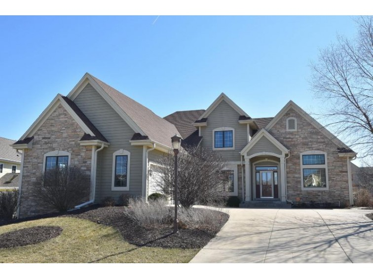 1835 Stonebridge Rd Waukesha, WI 53188-8005 by Keller Williams Realty-Lake Country $534,900