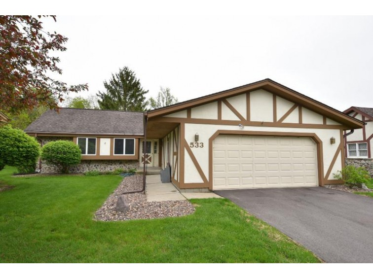533 Tamarack Dr W, West Bend, WI by Re/Max United - West Bend $189,900