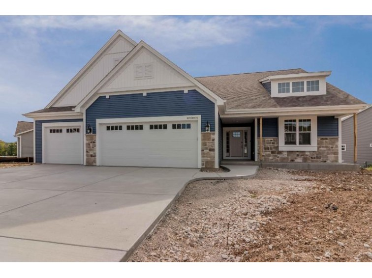 W155N4976 Orchid Cir Menomonee Falls, WI 53051 by First Weber Real Estate $509,900