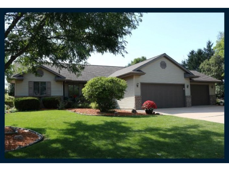 100 Sanctuary Ct, Johnson Creek, WI by Century 21 Affiliated- Jc $245,000
