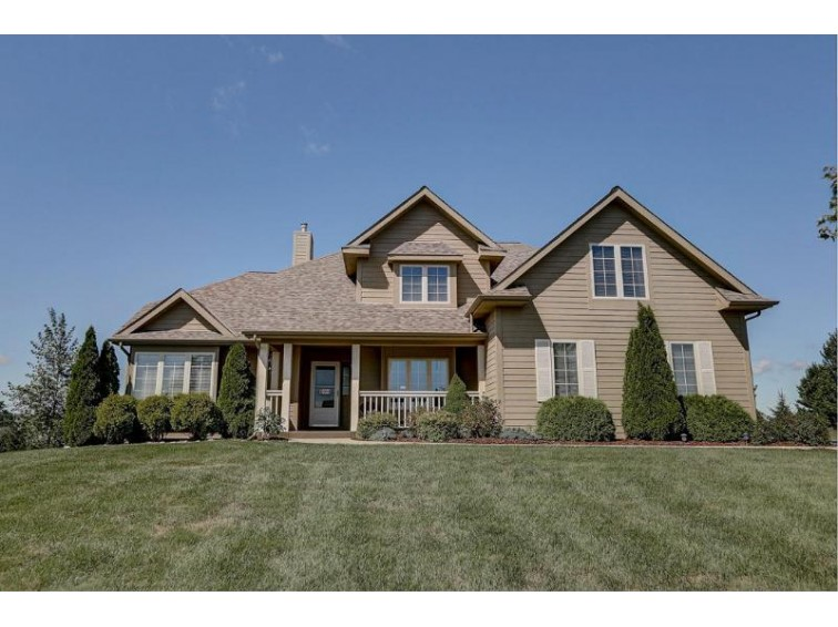 W347S9169 Jordan Trl, Eagle, WI by The Real Estate Center, A Wisconsin Llc $424,900