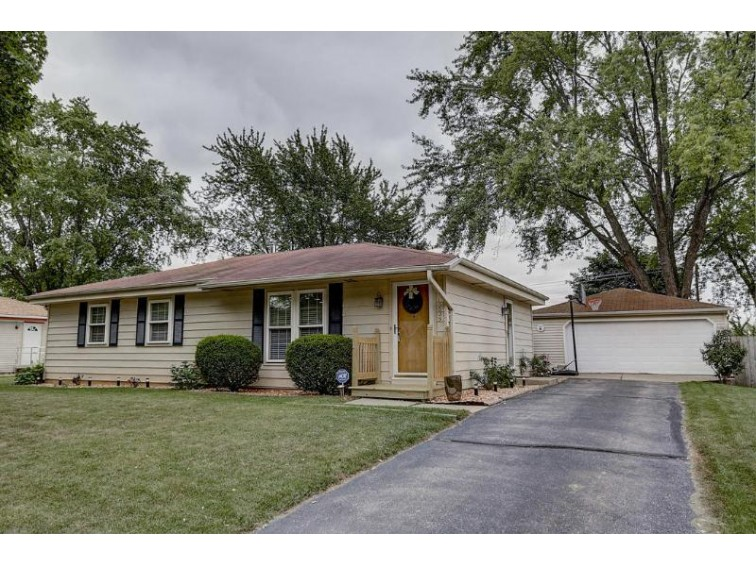 10025 W Terra Ave Milwaukee, WI 53224-2907 by First Weber Real Estate $169,900