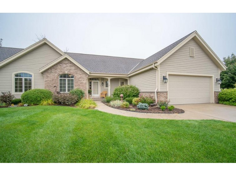 1454 Hidden Waters Cir West Bend, WI 53095-8547 by Exsell Real Estate Experts Llc $349,900