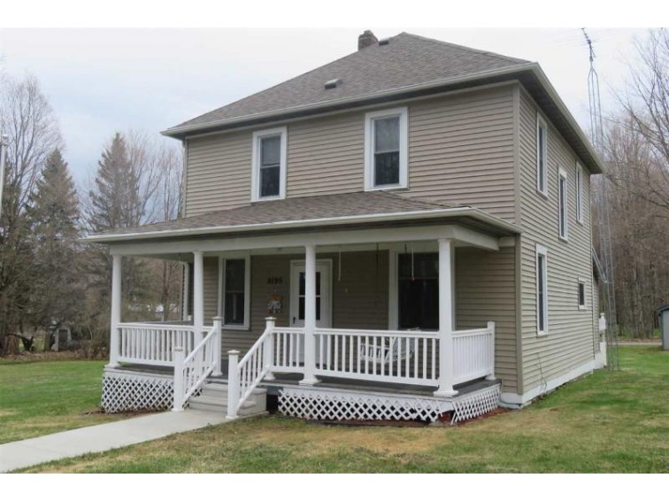 4195 River Street, Wabeno, WI by Coldwell Banker Bartels Real Estate, Inc. $89,900
