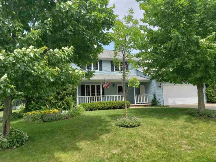 1400 W Woodstone Drive Appleton, WI 54914 by Think Hallmark Real Estate $286,900