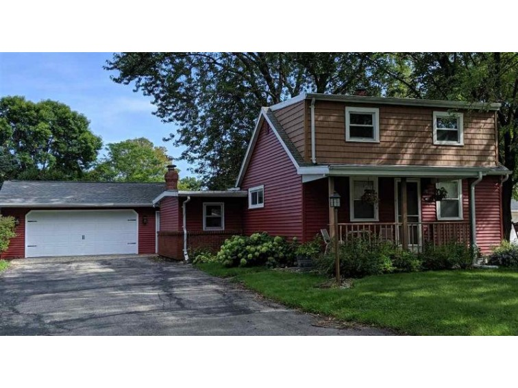 1342 Sheboygan Street, Oshkosh, WI by Coldwell Banker Real Estate Group $124,900