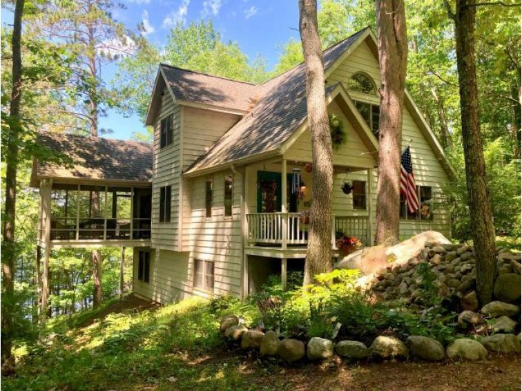 7031 Bluebird Rd N, Lake Tomahawk, WI by Coldwell Banker Mulleady - Mnq $368,000