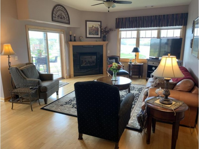 690 Rivershores Dr 405 West Bend, WI 53090-2529 by First Weber Real Estate $274,500