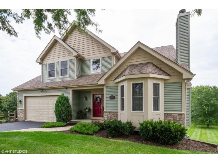 1221 Winged Foot Dr, Twin Lakes, WI by Baird & Warner $364,900