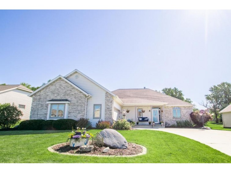 905 Shamrock Ln Watertown, WI 53094-7722 by Realty Executives Platinum $349,900