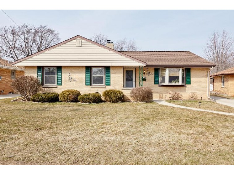7056 W Crawford Ave Milwaukee, WI 53220-1817 by M3 Realty $199,900