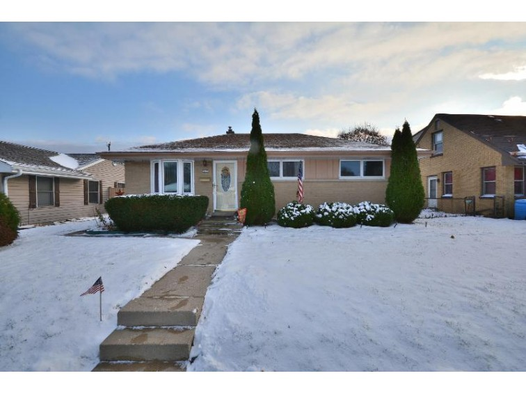 2637 E Armour Ave Saint Francis, WI 53235-5601 by First Weber Real Estate $164,900