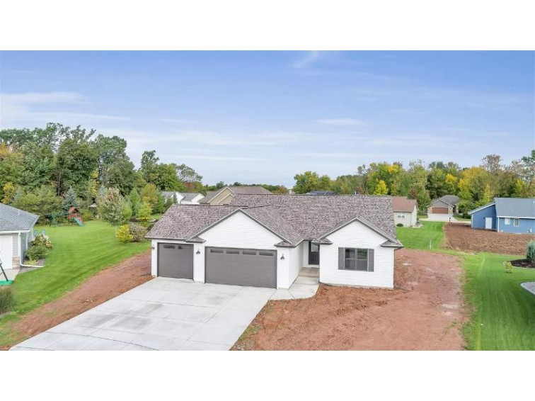 317 Butterfield Court, Wrightstown, WI by Resource One Realty, LLC $259,900