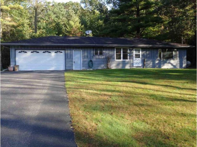 W6224 S Norway Hills Lane Wautoma, WI 54982 by The Property Shop LLC $154,900