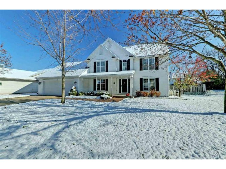 14 Lamplighter Court Appleton, WI 54914 by First Weber Real Estate $284,900