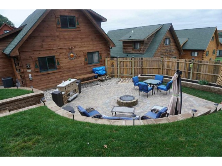 444 Overlook Ct Warrens, WI 54666 by First Weber Real Estate $100,000