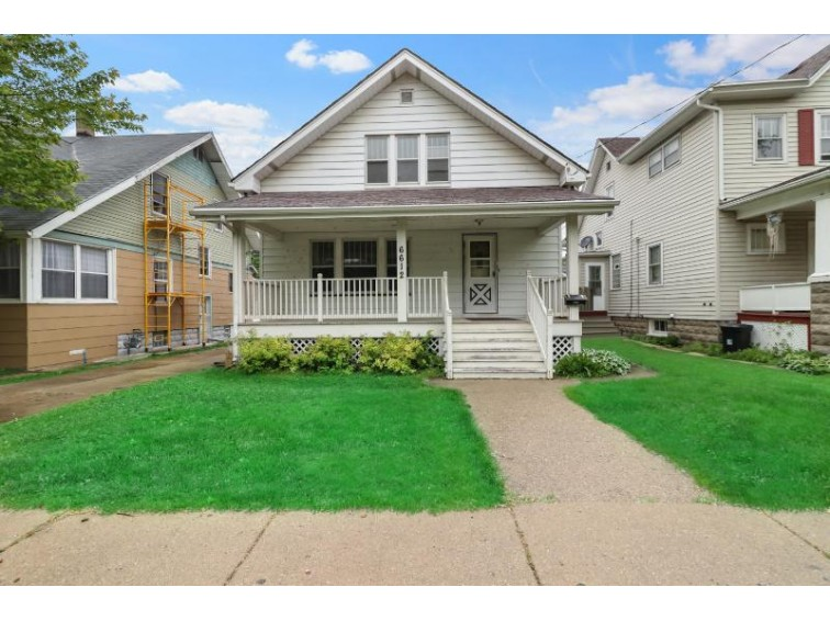 6612 30th Ave, Kenosha, WI by Berkshire Hathaway Home Services Epic Real Estate $95,000