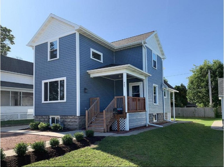 925 Eastern Ave, Plymouth, WI by Van Horn Development, Llc $229,900